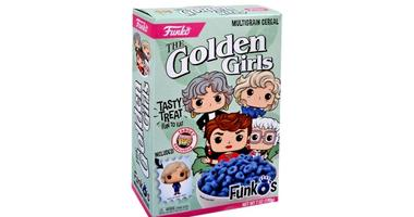 """The Golden Girls""-themed ""FunkO's"" cereal"