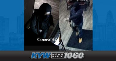 Haverford Township Police are looking for two men who robbed The Town Tap Restaurant late Friday night.