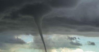 small tornado