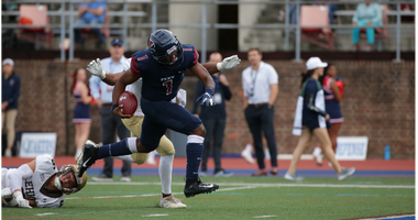 Sophomore Ryan Glover is 2-0 as Penn's starting quarterback
