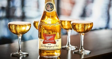 Miller High Life has revealed its limited-release Champagne-sized bottles nationwide.