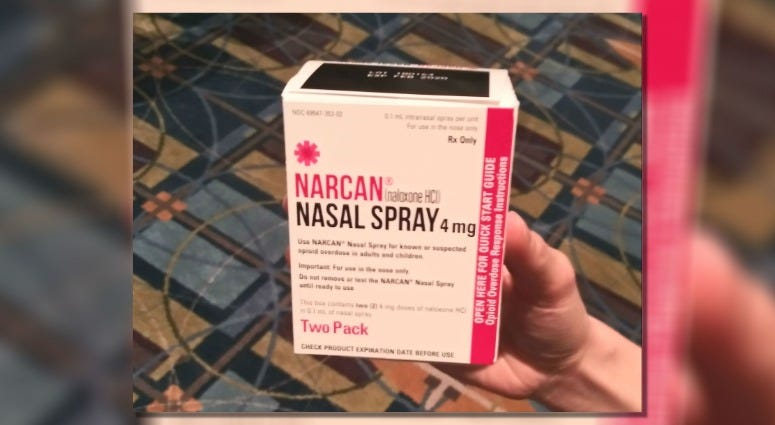 The Public Health Management Corporation held a workshop where they trained their employees how to administer Narcan nasal spray. All the participants took home a pack of Narcan to use in case they come across someone overdosing.