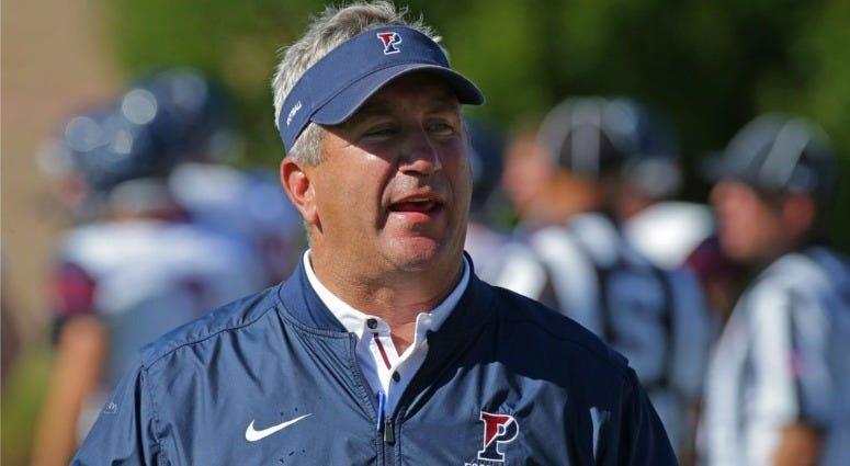 Head coach Ray Priore