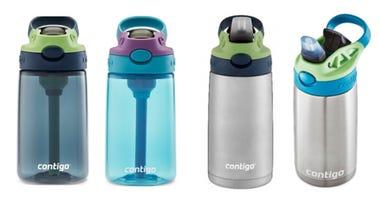 Recalled Contego water bottles