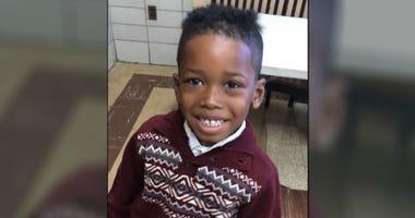 Devante Hayward Jr. was reported missing.