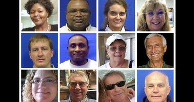 Virginia Beach Shooting Victims