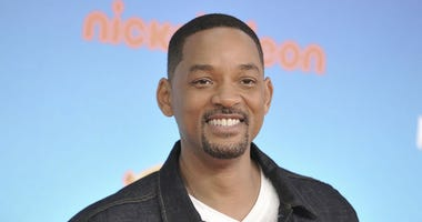 In this March 23, 2019, file photo, Will Smith arrives at the Nickelodeon Kids' Choice Awards in Los Angeles.