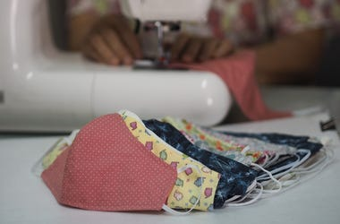 Sewing Face Masks
