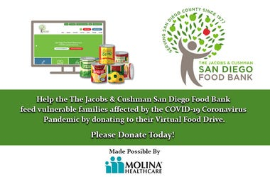 Food Drive NEW Image