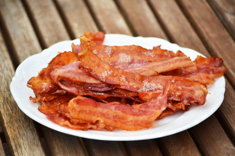 bacon scented face masks