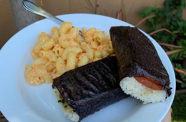 Hawaiian Lunch