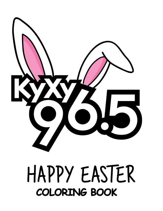 Kyxy Easter Cover