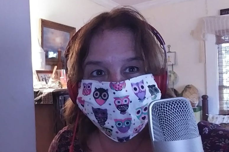 Kelly Danek Mask