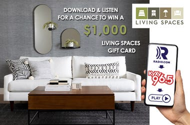 Living Spaces app contest KYXY