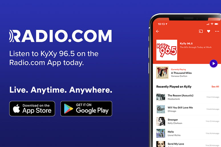 New RDC Kyxy App