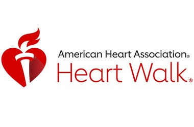 SD Heart Walk Logo