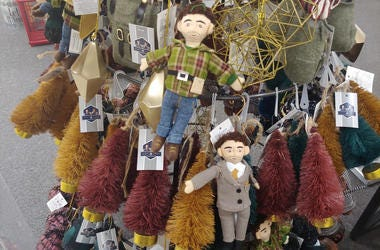 Property Brothers Christmas Ornaments!