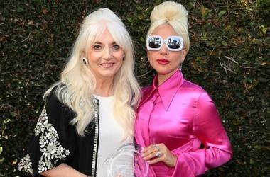 Cynthia Germanotta And Lady Gaga