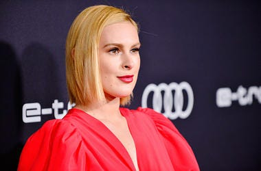 WEST HOLLYWOOD, CA - SEPTEMBER 14: Rumer Willis arrives at Audi Celebrates The 70th Emmys at Kimpton La Peer Hotel on September 14, 2018 in West Hollywood, California. (Photo by Jerod Harris/Getty Images)