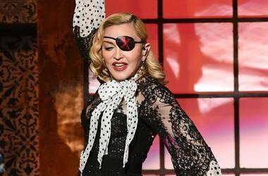 Madonna at the Billboard Music Awards