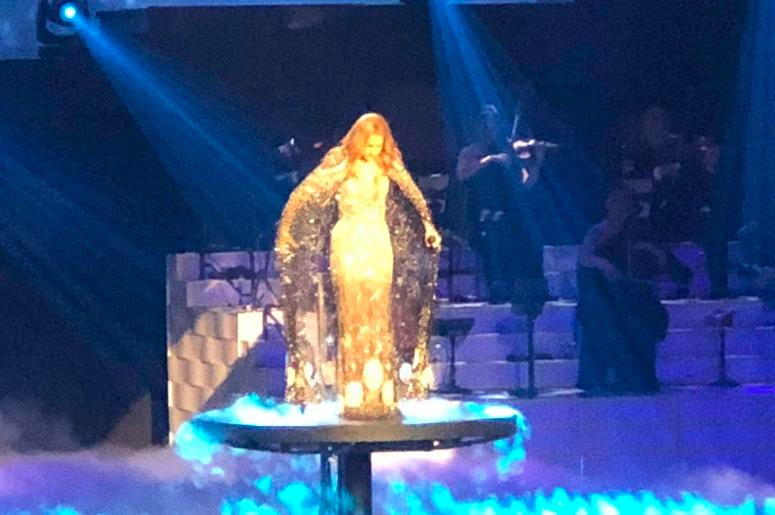 Escape to Vegas to see Celine Dion Winner trip