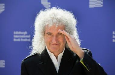 Queen guitarist Brian May