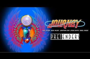 Journey & The Pretenders