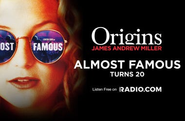 Almost Famous podcast banner