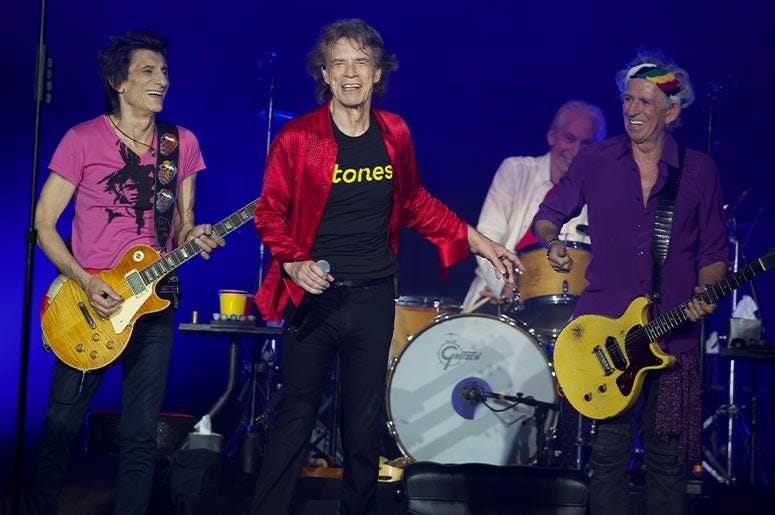 Rolling Stones 2020 No Filter Tour