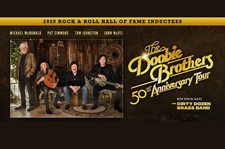 Doobie Brothers at Minnesota State Fair Grandstand