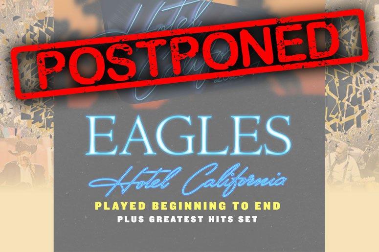 Eagles Hotel California 2020 Tour