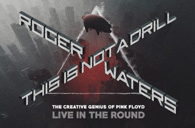 Roger Waters This Is Not A Drill