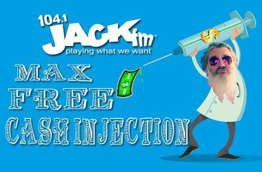 Max Free Cash Injection