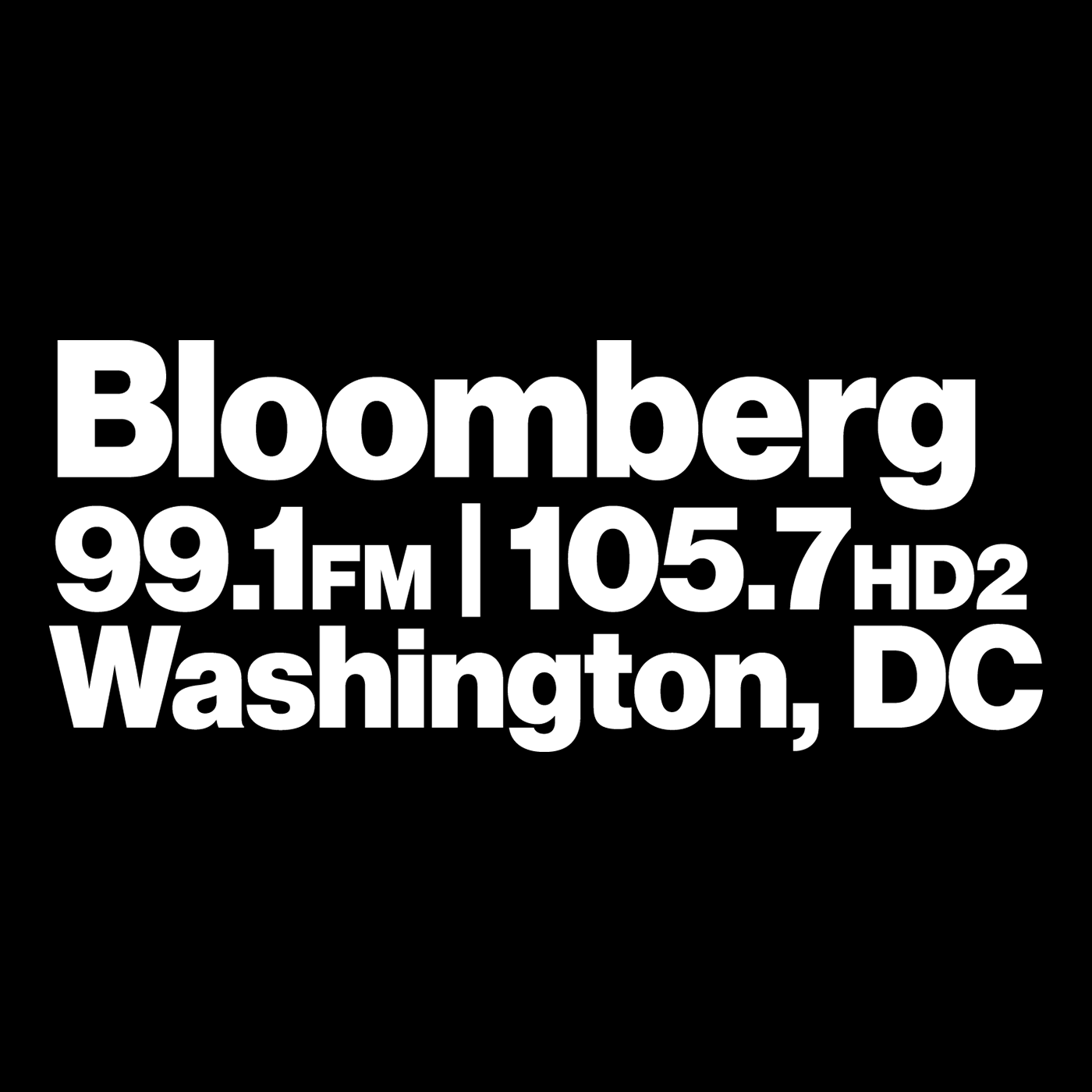 Bloomberg Radio DC