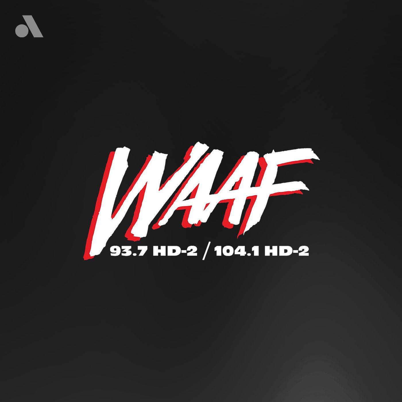 WAAF 107.3 (93.7 HD-2 / 104.1 HD-2)