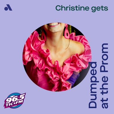 Christine Gets Dumped at the Prom