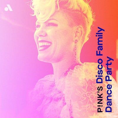 P!nk's Disco Family Dance Party
