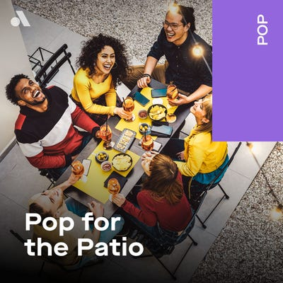 Pop for the Patio
