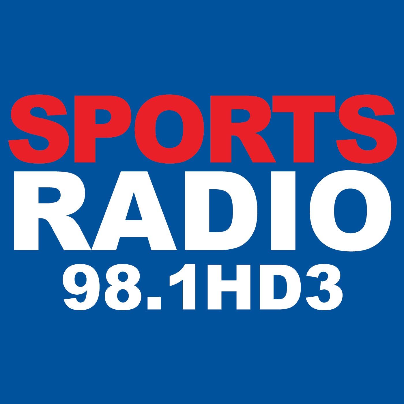 Sports Radio 98 1 HD3   RADIO COM