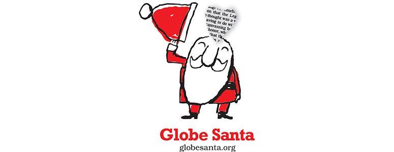 Globe Santa