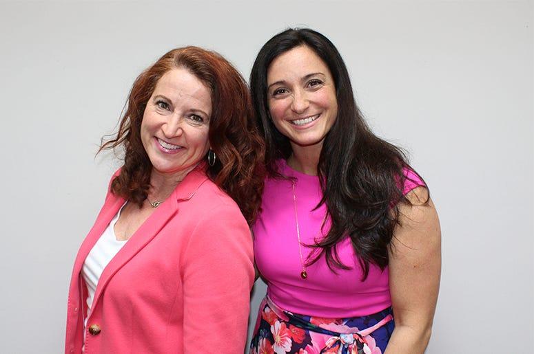 Sue & Kendra