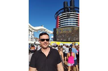 Chris Shine Disney Cruise