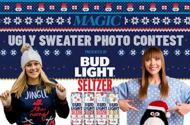 Bug Light's Ugly Sweater Photo Contest