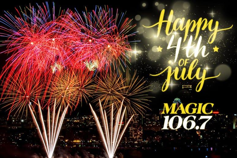 MAGIC 4th of July 2020