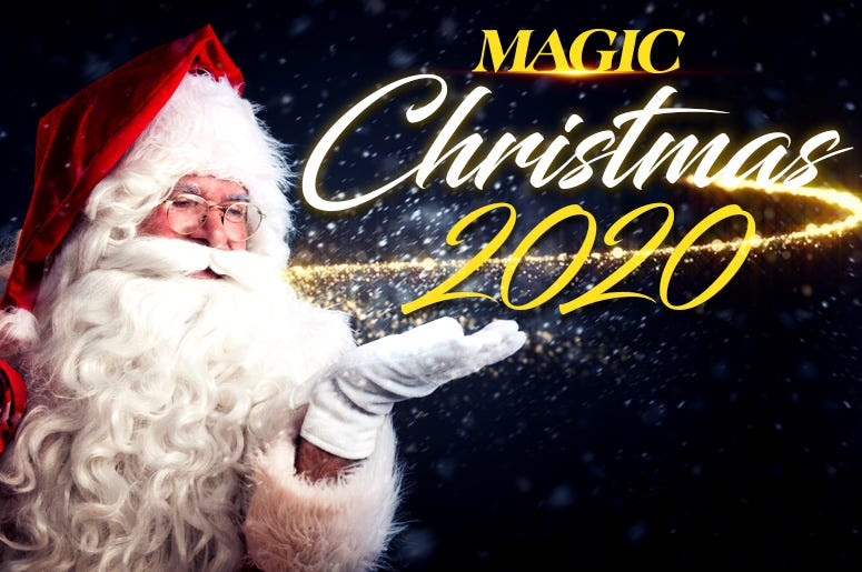 MAGIC Christmas 2020