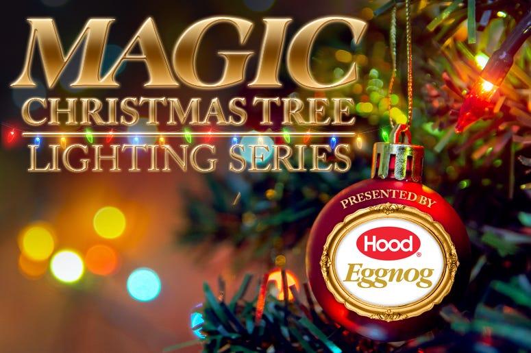 MAGIC Christmas Tree Lighting Series