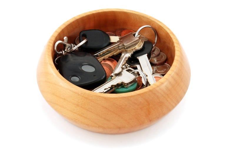 bowl for keys