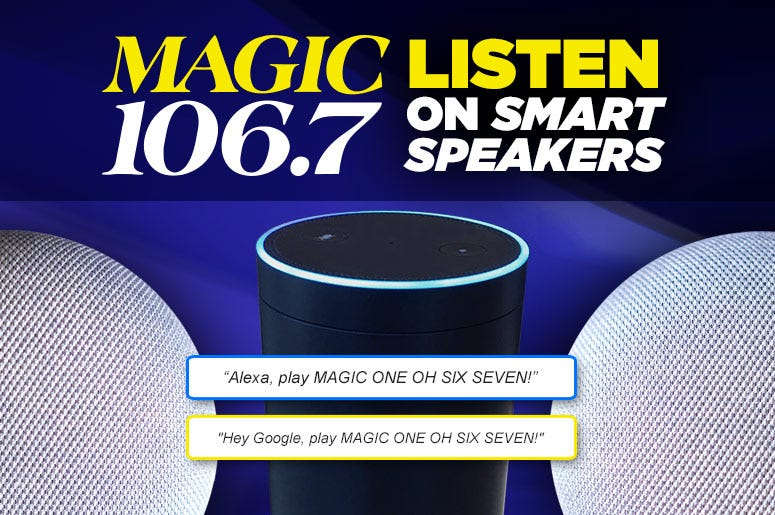 MAGIC Smart Speakers 2019