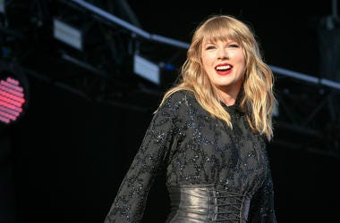 File photo dated 27/05/18 of Taylor Swift