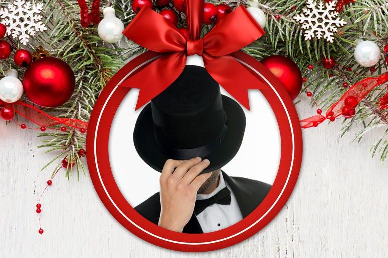 2019 Christmas Host Bedtime MAGIC David Allan Boucher